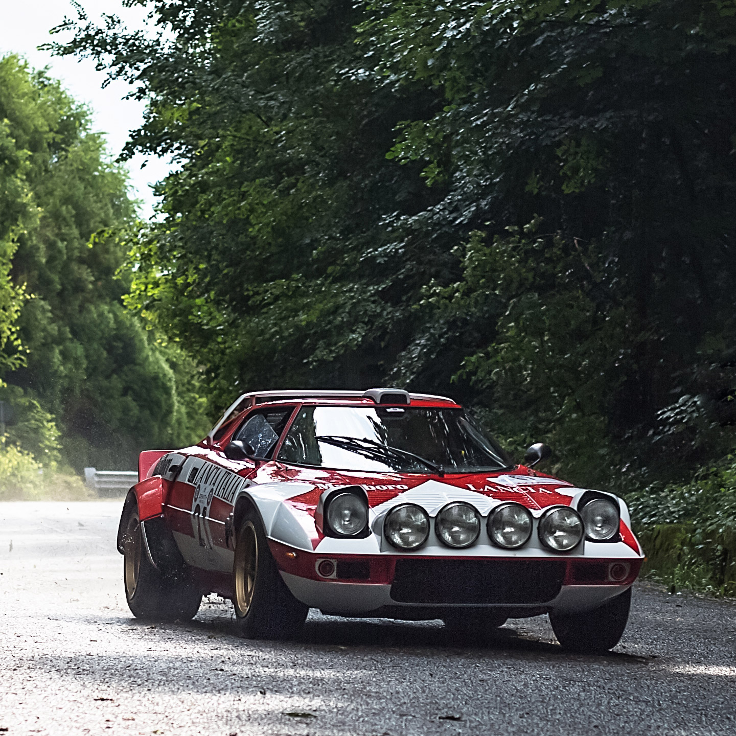 The World Lancia Stratos Meeting Is Exactly As Incredible As It Sounds