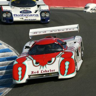 Is A Giant Red Lobster Really The Most Intimidating Race Car Livery?