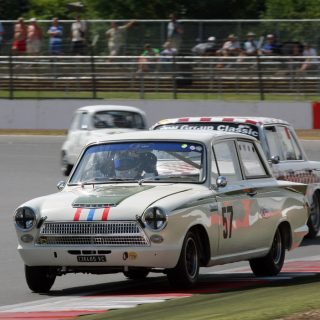 This Circuit-Ready Lotus Cortina Is In Need Of A New Driver