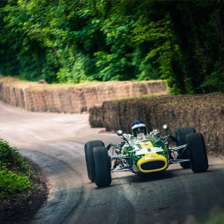 This Is The Beautiful, Quieter Side To The Goodwood Festival Of Speed