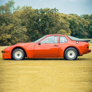 If You've Dreamt Of Buying A Brand New Porsche 924 GTR Race Car, It's Time To Wake Up