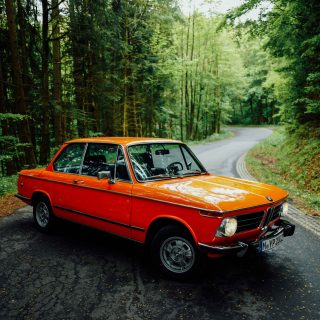 This Is What It's Like To Drive The BMW 2002 Tii