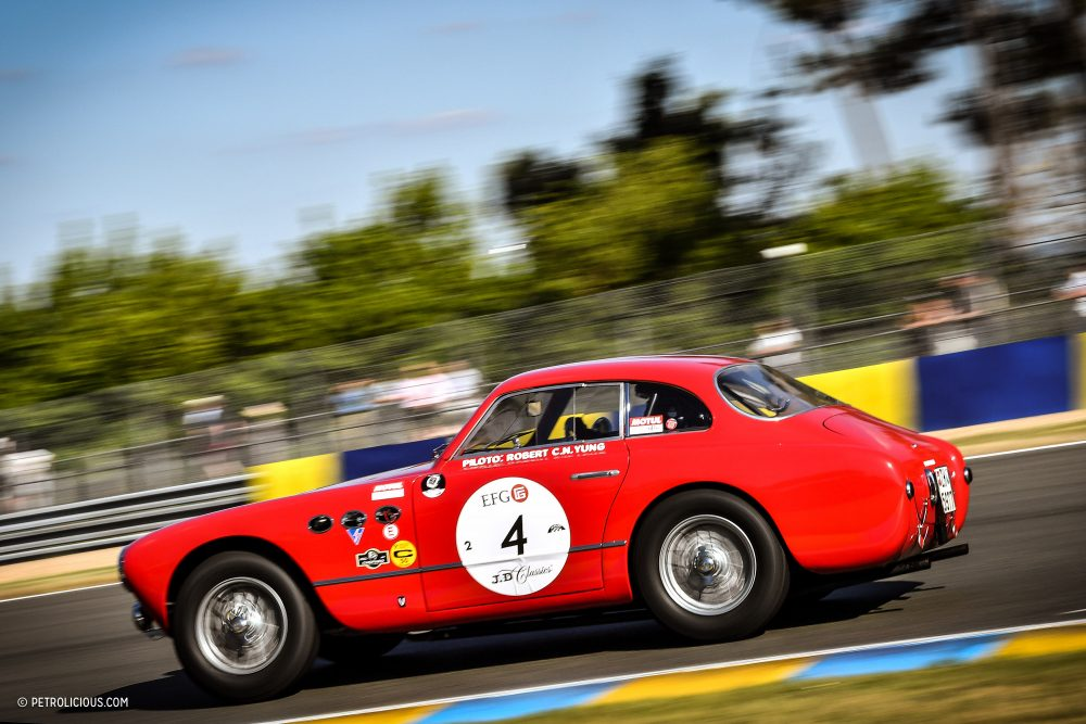 Just Because Sports Racing Cars Tackling The Le Mans Classic
