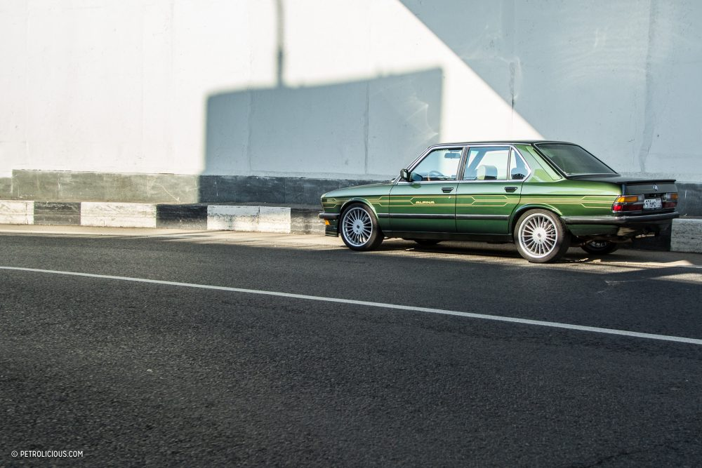 Is This Alpina Inspired Bmw E28 The Ideal Way To Revive A Car