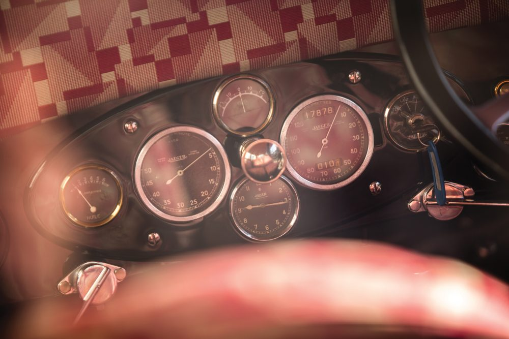 Which Classic Car Had The Prettiest Gauges? • Petrolicious