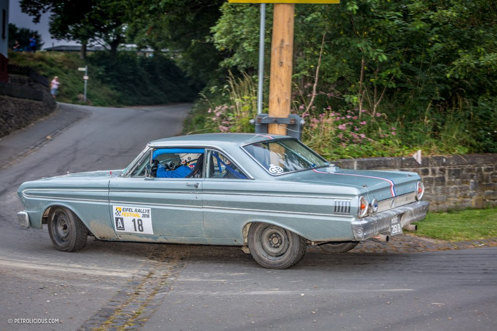 This ford falcon sprint is an unlikely classic rally car tags american ford ford falcon sciox Images