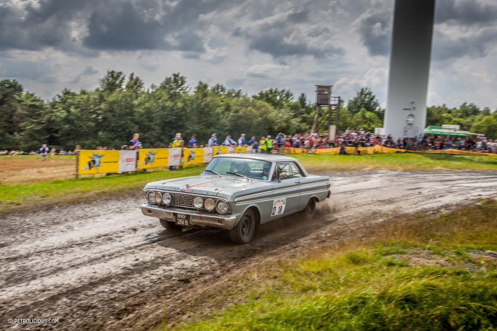 This Ford Falcon Sprint Is An Unlikely Classic Rally Car ...