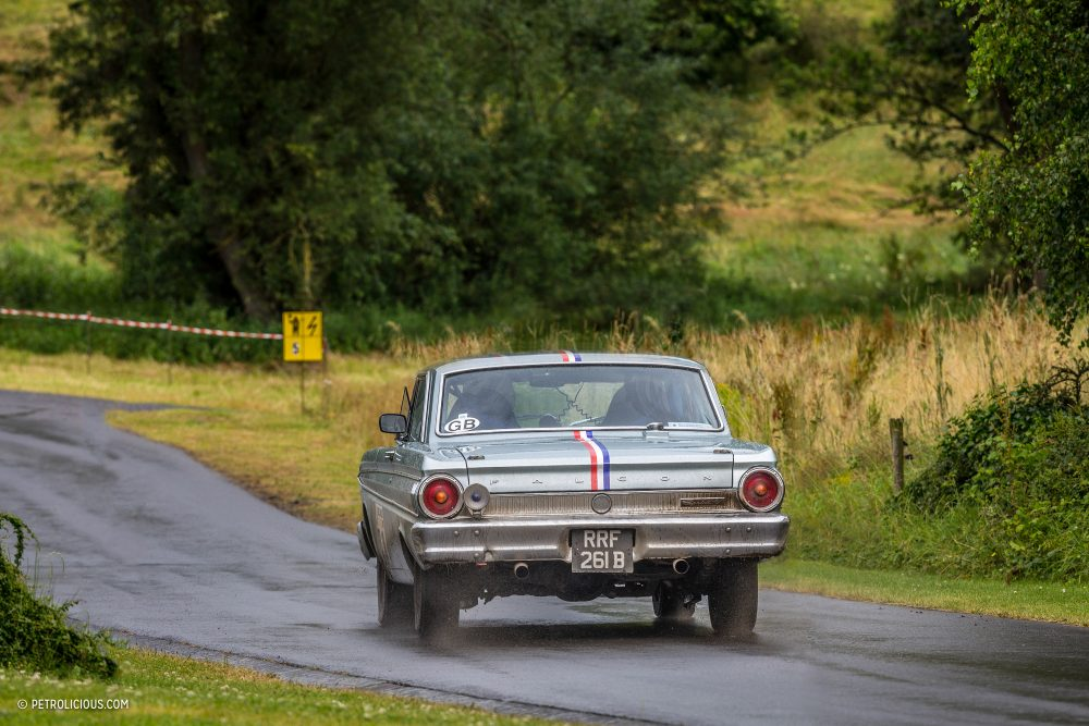 This Ford Falcon Sprint Is An Unlikely Classic Rally Car • Petrolicious