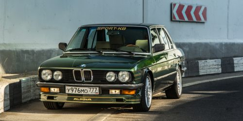 Is This Alpina-Inspired BMW E28 The Ideal Way To Revive A Car ...