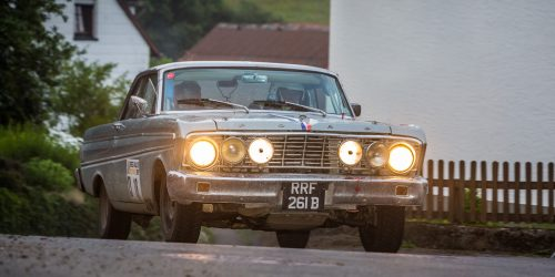 This Ford Falcon Sprint Is An Unlikely Classic Rally Car