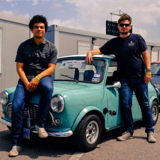 Meet Penelope, A Mini Cooper Going To Mongolia For An Awesome Cause