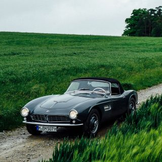 This Is What It's Like To Drive The BMW 507