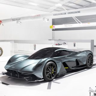 What Do You Think Of The Aston Martin AM-RB 001?
