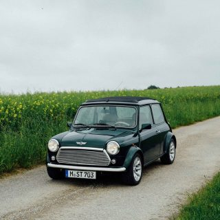 This Is What It's Like To Drive A Mini Knightsbridge