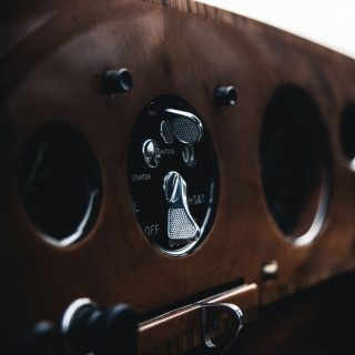 In Appreciation Of Wood In Cars