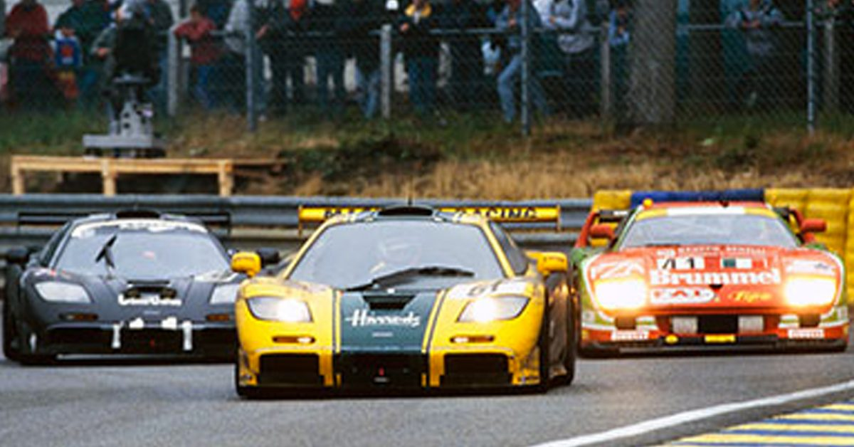 8 Old Racing Videos That Are Still Watchable Today • Petrolicious