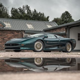 Don Law Racing Is Where The Jaguar XJ220 Legend Lives On
