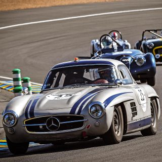 Just Because: 19 Sports Racing Cars Tackling The Le Mans Classic