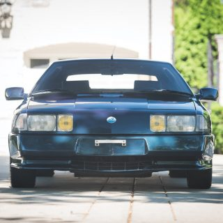 The Renault-Alpine GTA Was France's Answer To Porsches In The '80s