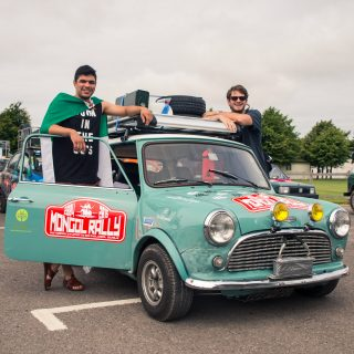 We Just Set Off On The Mongol Rally And There Are 10,000 Miles To Go