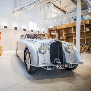 This Avions Voisin Aérosport Could Be Your Roadway Zeppelin