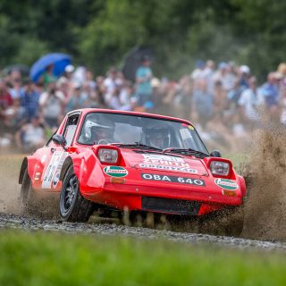 27 Photos From Germany's Insane Eifel Rallye Festival