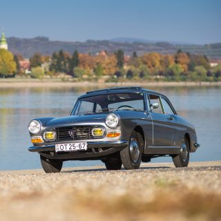 The Peugeot 404 Coupé Is A French Touring Car With A Hint Of Italian Passion
