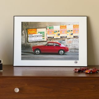 This Limited Edition Alfa Romeo Giulietta Sprint Veloce Is Now In The Petrolicious Shop