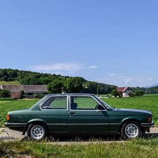 Just Because: This BMW E21 Has Been Wandering Around Europe This Summer