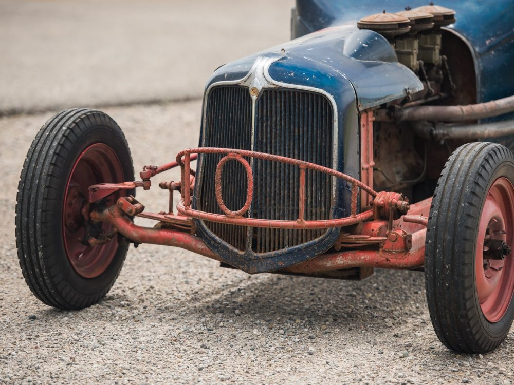 You Can Help This Vintage Dirt Track Hot Rod Race Again • Petrolicious