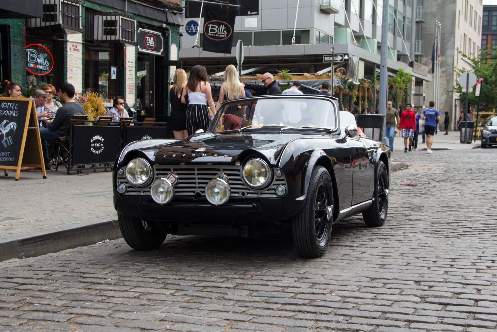 This Triumph TR4 Survived A Legendary Road Trip • Petrolicious