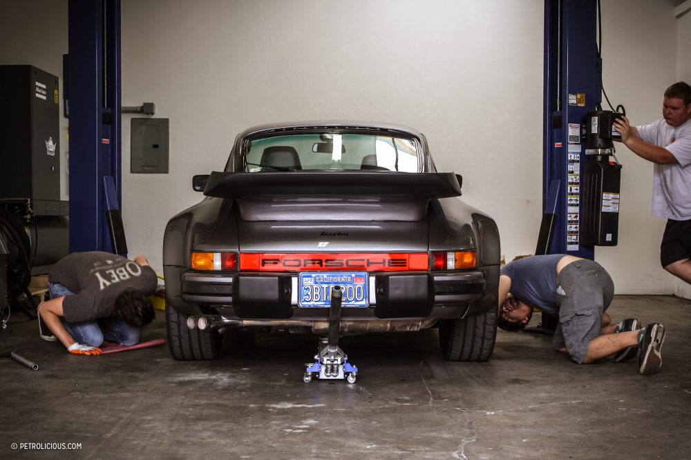 Cleaning A Classic Car With Dry Ice Is Actually A Thing • Petrolicious