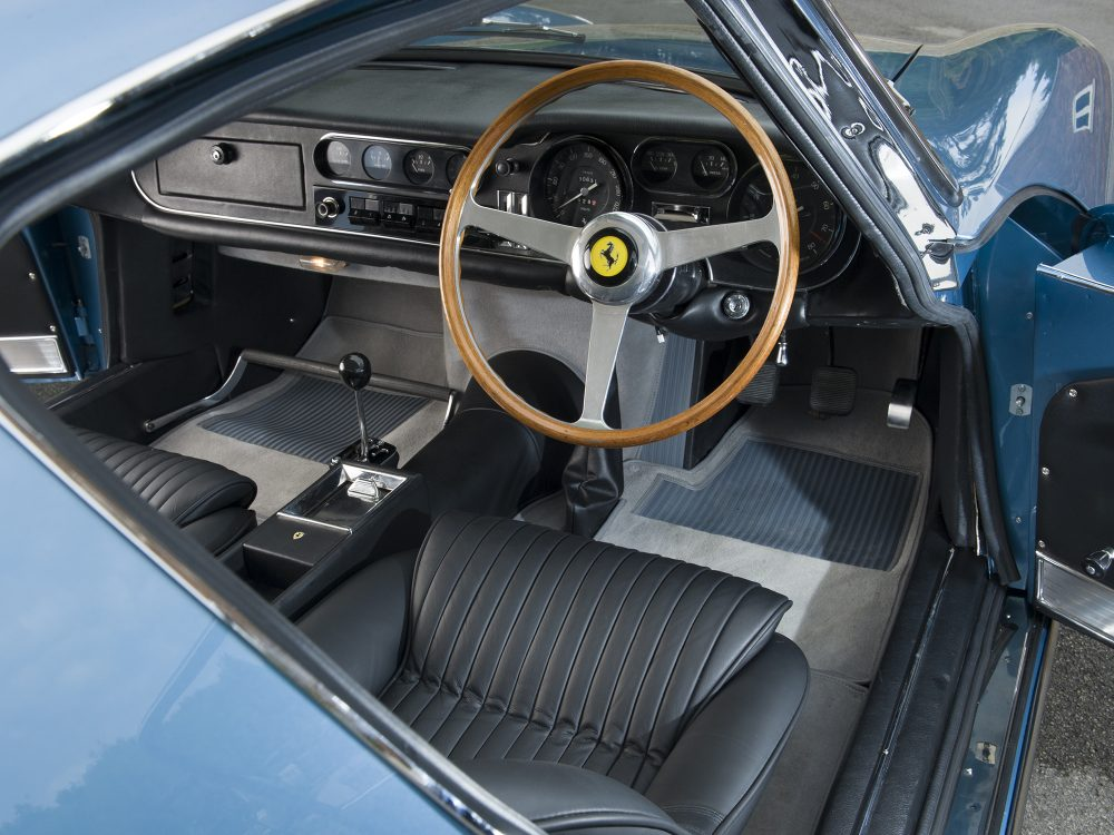 English Footballer John Terry On Why He Collects Classic Ferraris ...