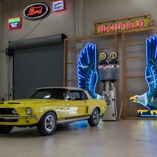 The Segerstrom Collection Is The Largest Shelby Collection You've Never Heard Of
