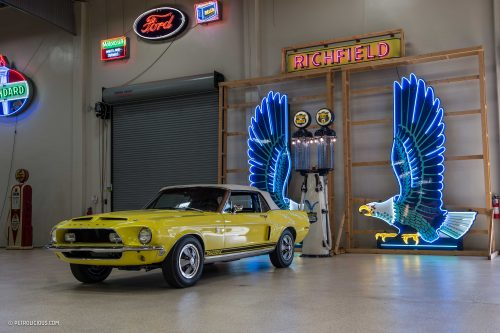 The Segerstrom Collection Is The Largest Shelby Collection Youve