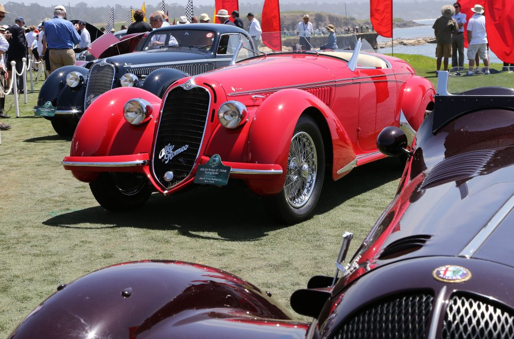 Here Are Some Of The Great Things Happening At Monterey Car Week ...