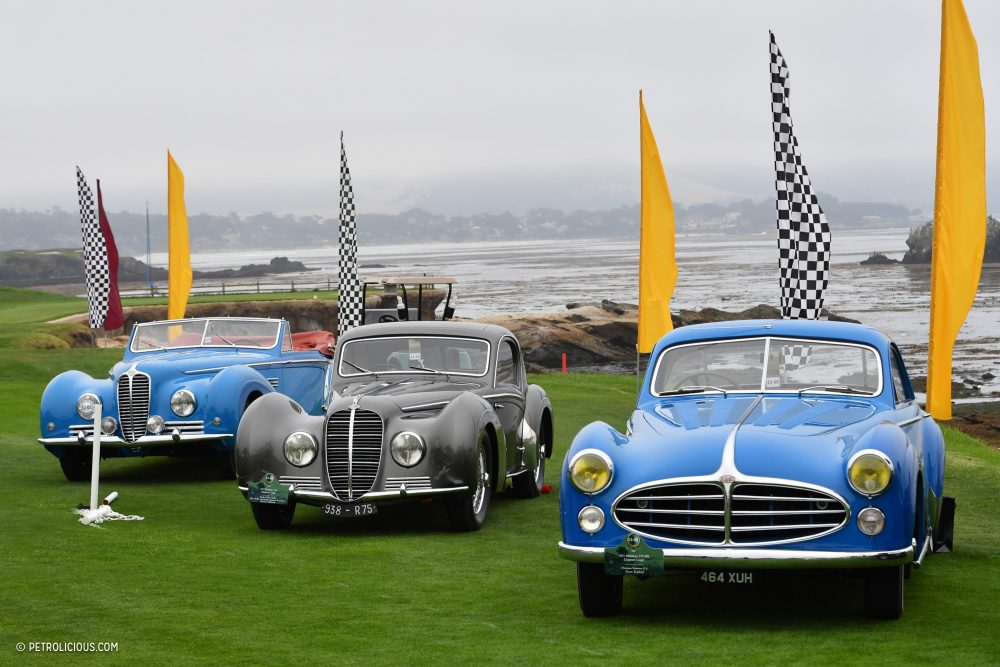 20 Of The World\'s Most Exceptional Cars At The Pebble Beach Concours ...