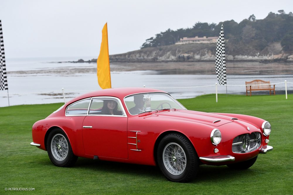 20 Of The World S Most Exceptional Cars At The Pebble Beach