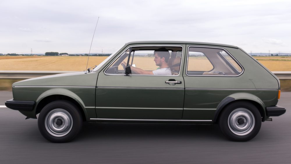 Can The Humble Volkswagen Golf Be Considered A Classic Yet