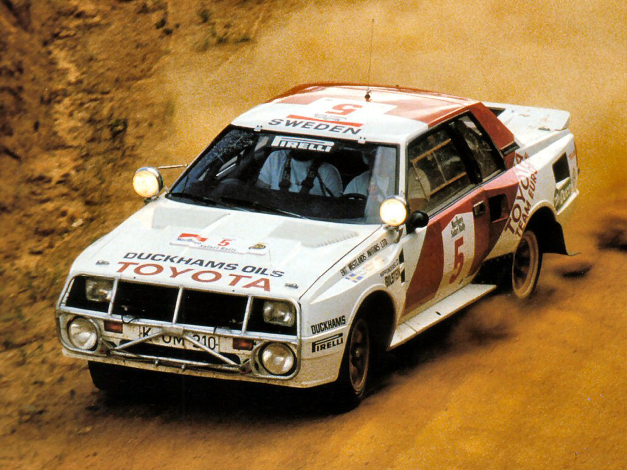 Group B Cars That Never Raced