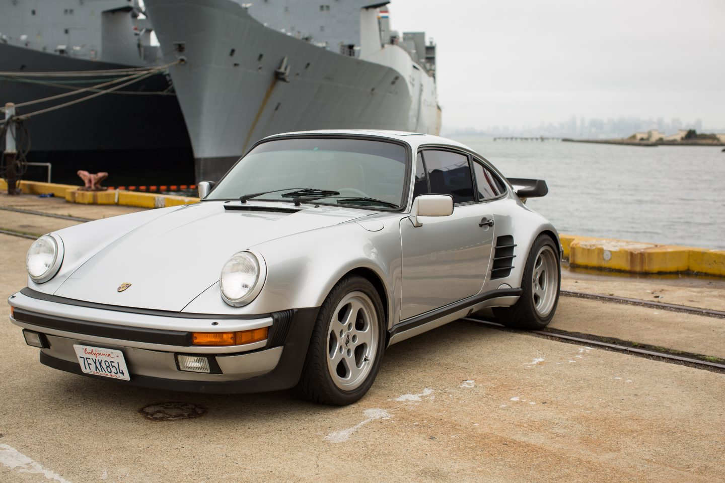 RUF Modified 1987 Porsche 930 Turbo • Petrolicious