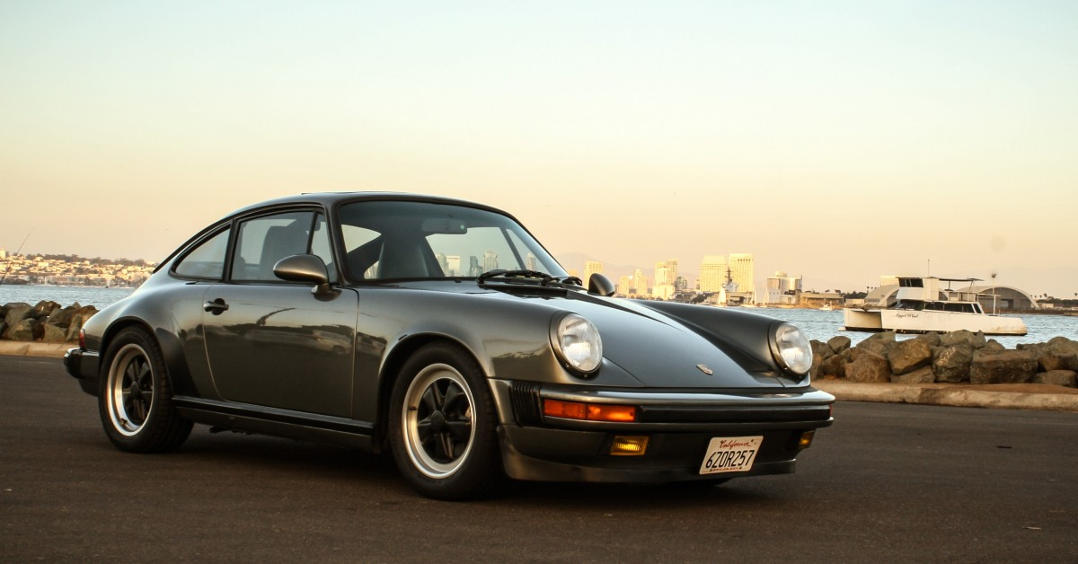 San Diego Porsche >> Shooting A 911 At Dusk Is A Lovely Way To Spend A San Diego