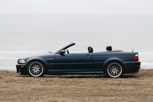 The Bmw E46 M3 Might Just Be The Perfect Companion For A Coastal