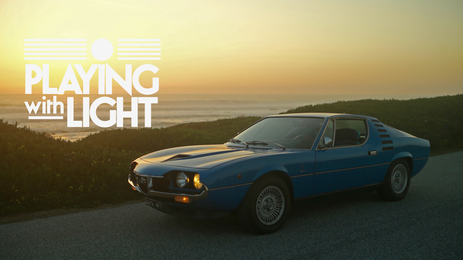 This Alfa Romeo Montreal Plays With Light