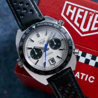 3 Driving Watches You Can Buy Right Now