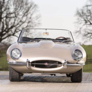 You Could Own The E-Type Diana Ross Bought Herself In 1967