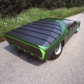 The Bertone Carabo Is A Concept Car You'll Never Forget
