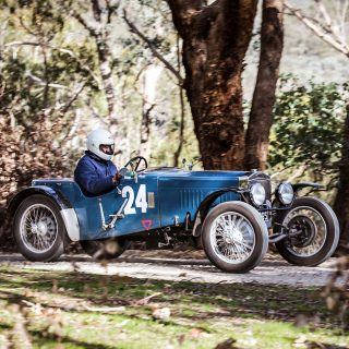 This Family's Frazer Nash Is Raced Across Three Generations