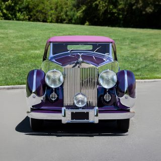 This 1947 Rolls-Royce Was Tailored To The Whims Of An Eccentric Millionaire