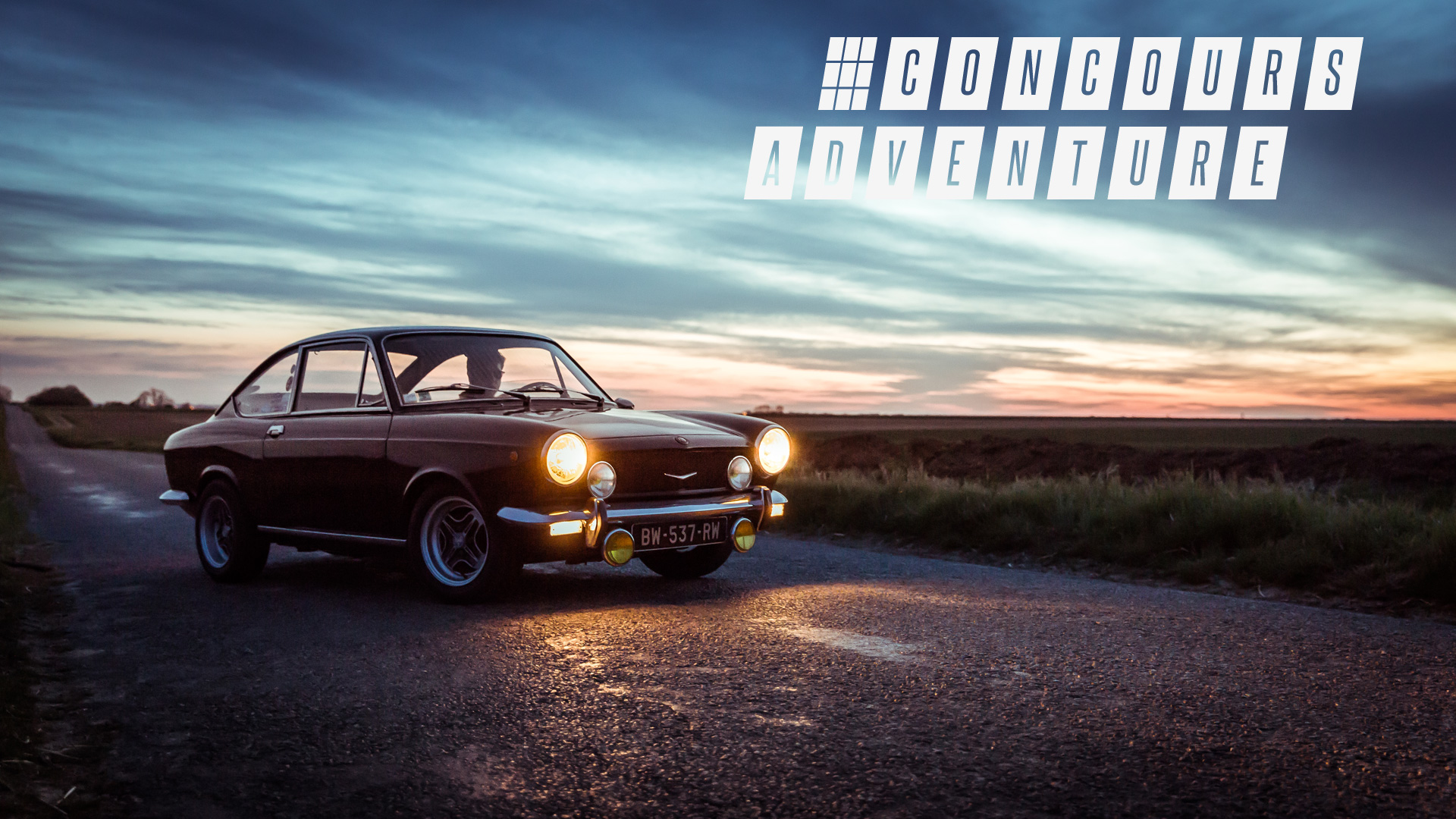 This Fiat 850 Sport Was A Concours Adventure